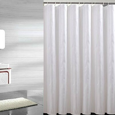 Andrade Shower Liner Color: White