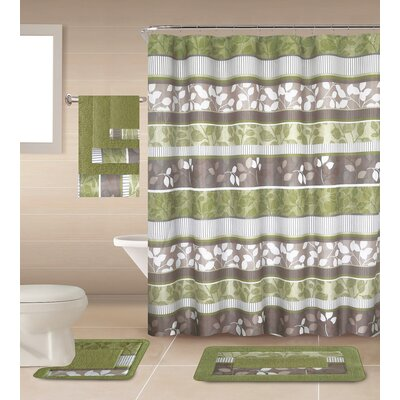 Barmore Shower Curtain Set