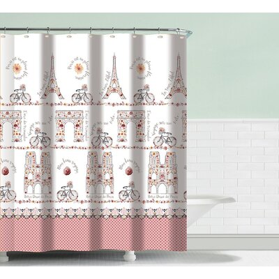 Annawan Shower Curtain