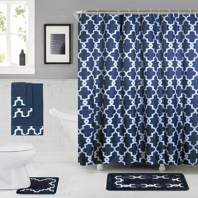 Eno Shower Curtain Set