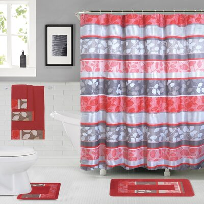 Janes Shower Curtain Set