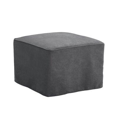 Seamus Ottoman Upholstery: Gray
