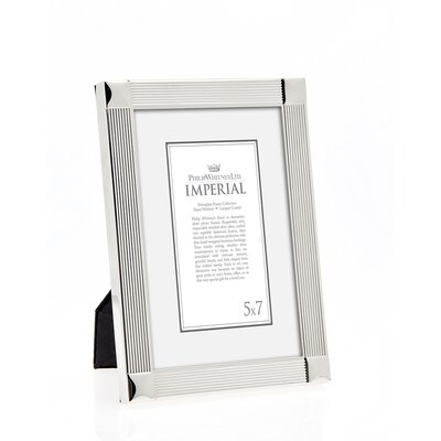Philip Whitney Imperial Corners Picture Frame 20781