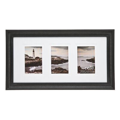 3 Opening Double Matte Inr Picture Frame