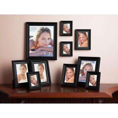 10 Piece Contemp Picture Frame Set