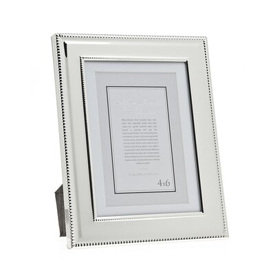 Double Bead Picture Frame Size: 5 x 7