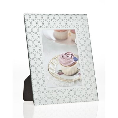 Linked Ring Glitter Picture Frame 21252