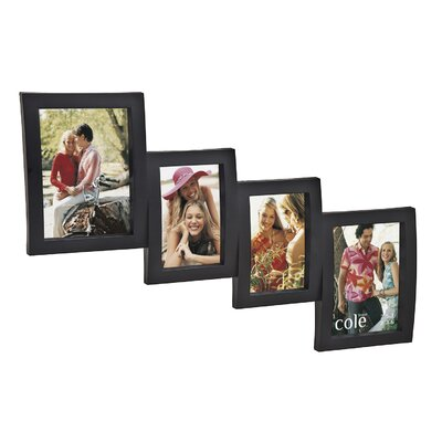 4 Piece Cole Stair Picture Frame Set