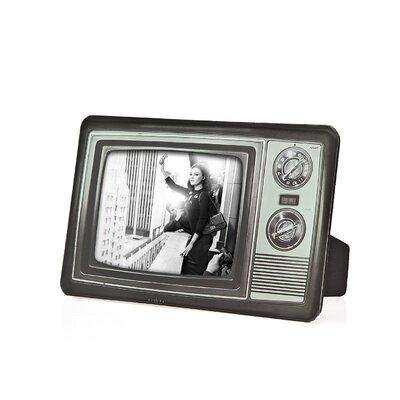 Vintage Television Picture Frame 20927