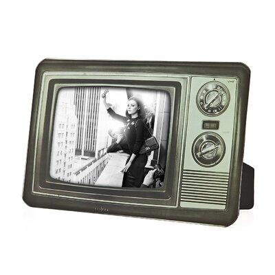 Retro Television Picture Frame 20928