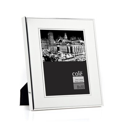 Philip Whitney Fine Bead Picture Frame 20944