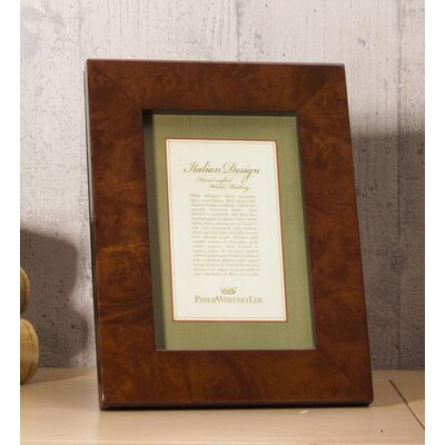 Wood Picture Frame Size: 4 x 6