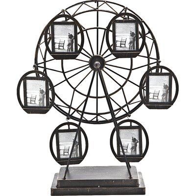 Ferris Wheel Rotating Picture Frame