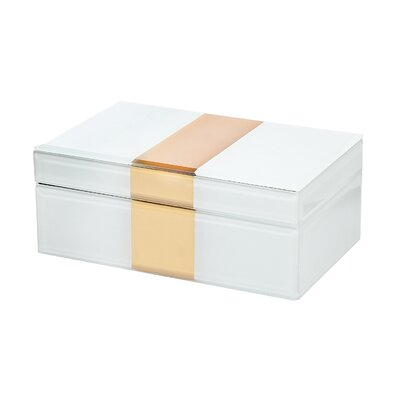 Jewelry Box Color: White 44429