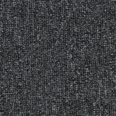 Hollytex Modular Upshot 24 x 24 Carpet Tile in Charcoal