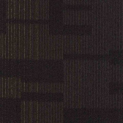 Hollytex Modular Evoke 19.7 x 19.7 Carpet Tile in Rich Earth