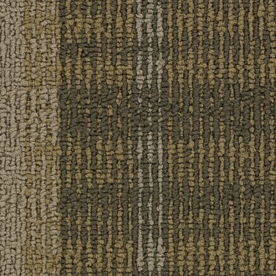 Hollytex Modular Impromptu 24 x 24 Carpet Tile in Eye Opener