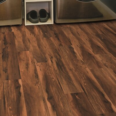 The New Standard 6 x 48 x 5.59mm Luxury Vinyl Plank in Spalted