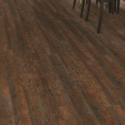 Timeless Charm 6 x 48 x 3.31mm Luxury Vinyl Plank in Debonair