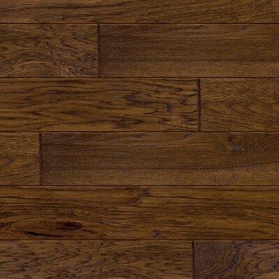 Vogue 5 Hickory Hardwood Flooring in Warm Heritage
