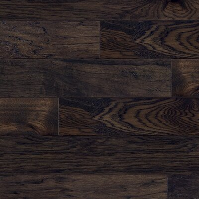 Vogue 5 Hickory Hardwood Flooring in Clearly Chic