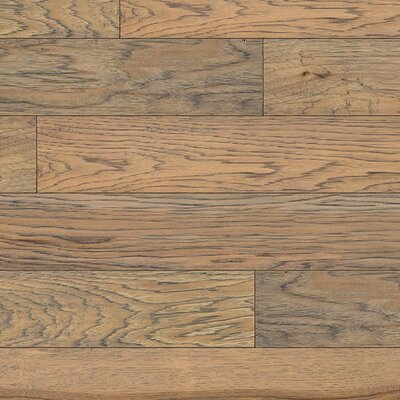 Vogue 5 Hickory Hardwood Flooring in Rivers Edge