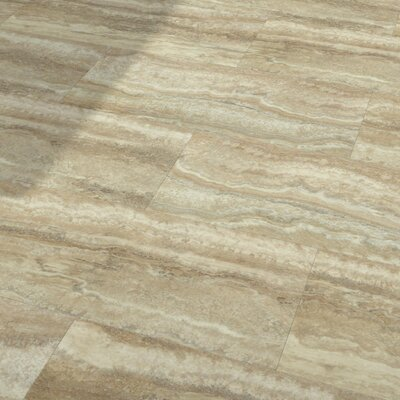 Good Vibrations 12 x 24 x 0.13mm Luxury Vinyl Tile in Peaceful