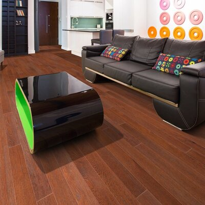 Stunner 4 x 12.3mm Laminate Flooring in Copper
