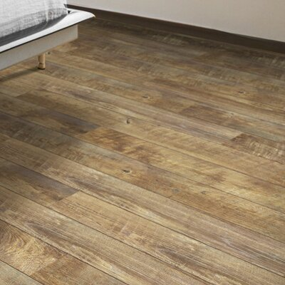 Wanderer 6 x 12.3mm Laminate Flooring in Bengal