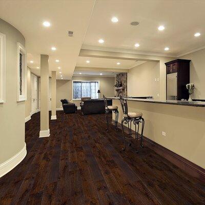 Festive 8 Oak Hardwood Flooring in Calabrese