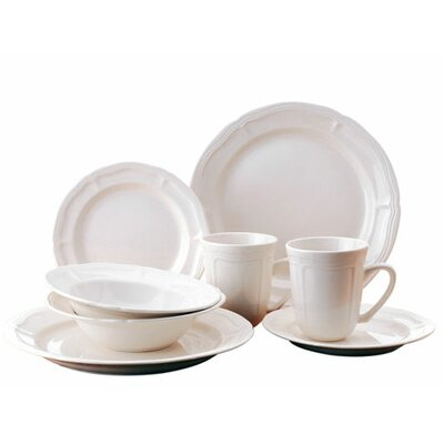Bianca 16 Piece Dinnerware Set, Service for 4 200440