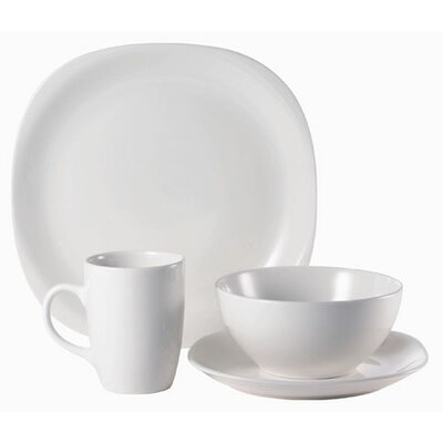 Quadro 16 Piece Dinnerware Set