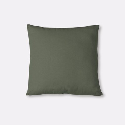 Essex Knife Edge Decorative Throw Pillow Color: Twig