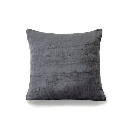 Victoria Throw Pillow Color: Smoke