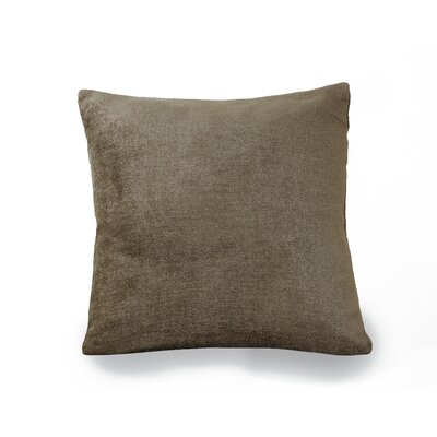 Victoria Throw Pillow Color: Bronze