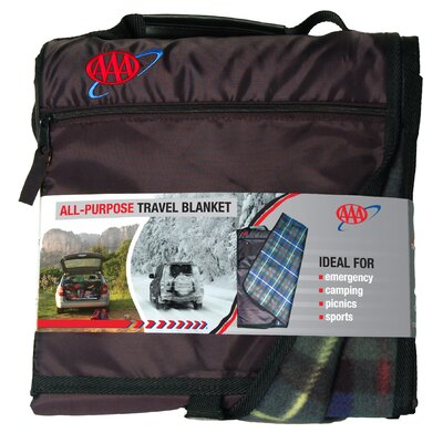 AAA Travel Blanket