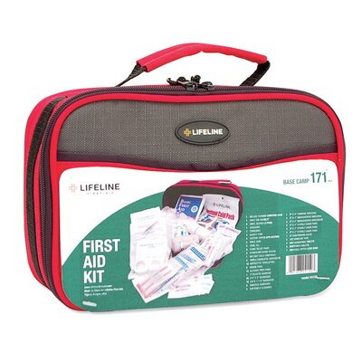 171 Piece Base Camp First Aid Kit