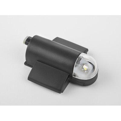 LED Under Cabinet Puck Light Finish: Black