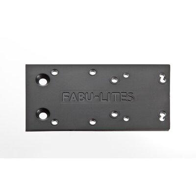 Fabu-Lites Face Frame Mounting Bracket