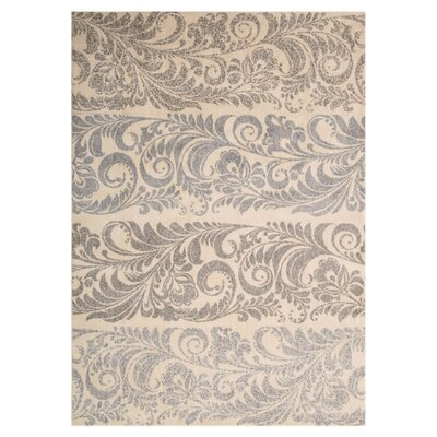 Hillsdale Ivory Rug Rug Size: Rectangle 53 x 75