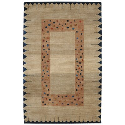 Desert Dawn Brown Area Rug
