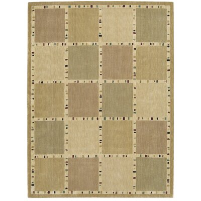 Pinellas Beige Area Rug Rug Size: Rectangle 56 x 75
