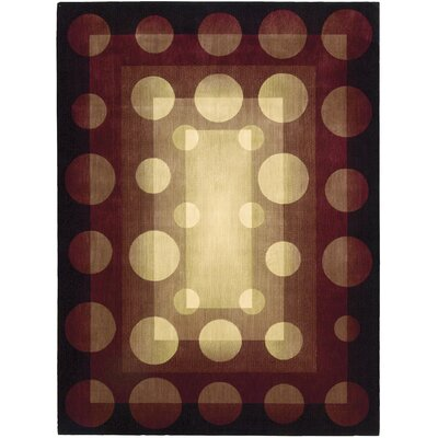 Annelise Light Brown Area Rug Rug Size: Rectangle 56 x 75