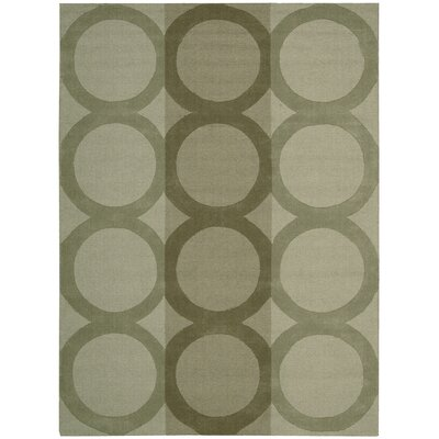 Funchess Sage Area Rug Rug Size: Rectangle 8 x 11