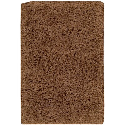 Wallaceton Hand-Woven Brick Area Rug Rug Size: Rectangle 36 x 56