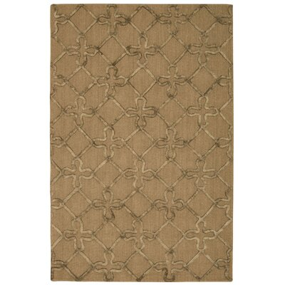 Jandreau Latte/Mocha Rug Rug Size: Rectangle 5 x 76