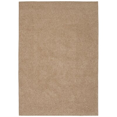 Ribeiro Beige Rug Rug Size: Rectangle 32 x 5