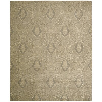 Pine Air Gray Area Rug Rug Size: Rectangle 79 x 99