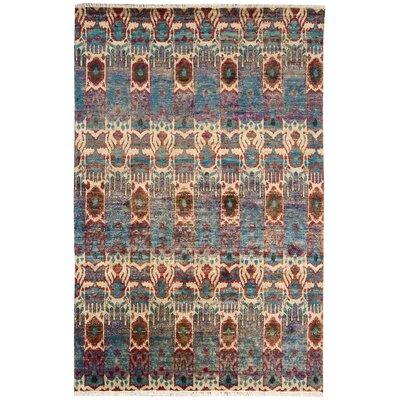 Sari Area Rug Rug Size: 99 x 139