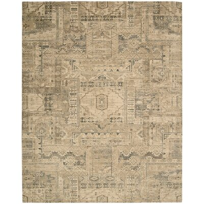Ferrell Beige Rug Rug Size: Rectangle 7'9